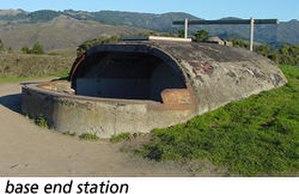 Muir Beach Overlook - Image: Base End Station Muir Beach Overlook
