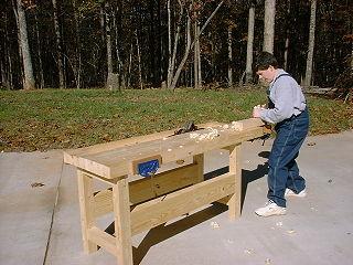 Workbench (woodworking)
