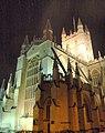 Bath Abbey by night - geograph.org.uk - 1754013.jpg