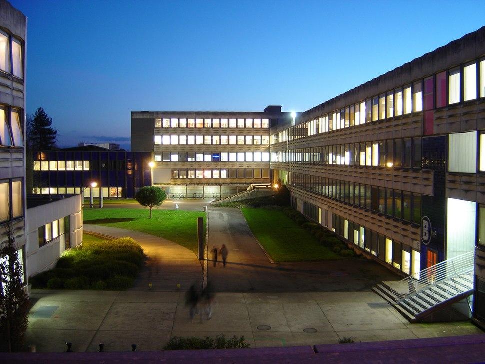 Batiments de nuits -Univ Rennes 2 - Louis Arretche