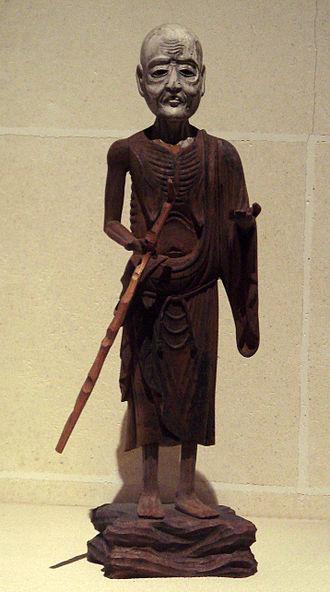 Battabara - Statuette of Battabara at the Musee Guimet