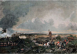 Description de l'image Battle of Hondschoote.jpg.