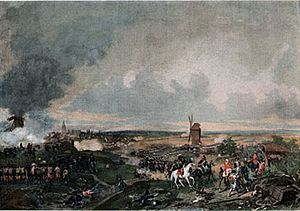 Battle of Hondschoote - Image: Battle of Hondschoote
