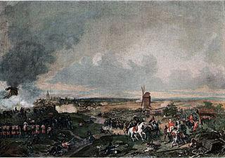 Battle of Hondschoote battle