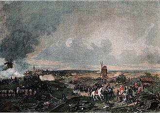 Battle of Hondschoote - Image: Battle of Hondschoote