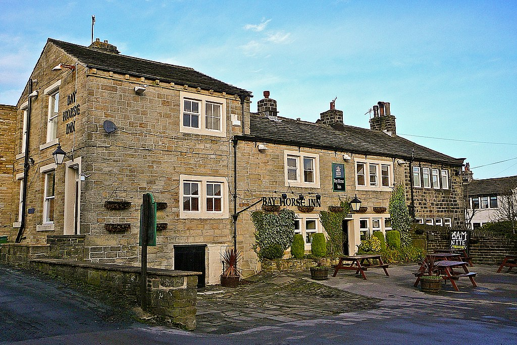 Bay Horse, Oxenhope (3074856923)