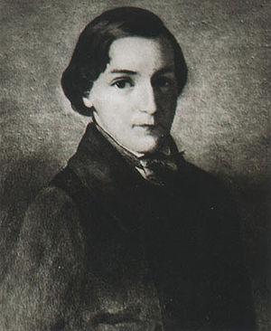 Gustavo Adolfo Bécquer - Bécquer at 19