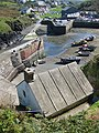 Behind the harbour pilot's office, Porthgain - geograph.org.uk - 1520921.jpg