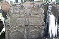 Beit Kevaroth Jewish cemetery Prague Josefov IMG 2815.JPG