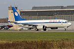 Belavia, EW-437PA, Boeing 737-8K5 (29636853683) (2).jpg