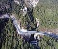 Belfort Castle as seen from South (aerial photo) 3.jpg