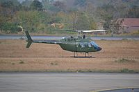 Bell Helicopters 206B of the Royal Thai Army at Khon Kaen-KKC.jpg