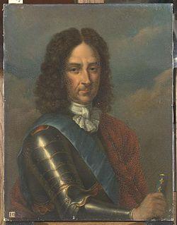 Bernardin Gigault, marquis de BellefondsPortrait par Joseph Albrier