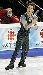Ben Ferreira Canadian figure skater