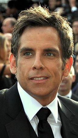 Ben Stiller Cannes 2012