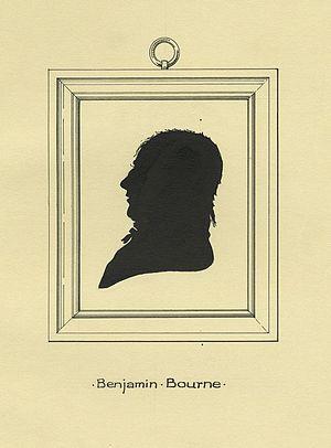 Benjamin Bourne - Image: Benjamin Bourne