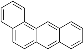 Benz(<i>a</i>)anthracene chemical compound