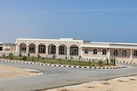 Bender Qassim International Airport