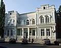 Berdyansk-2017 Peremogy Av. 3 Mansion of Merchant Holovkov 01 (DSCF1235).jpg