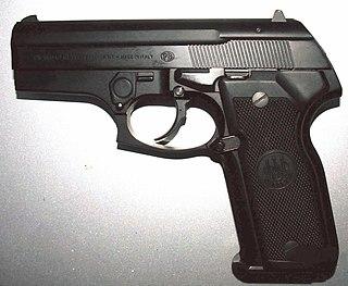 Beretta 8000 type of semi-automatic pistol