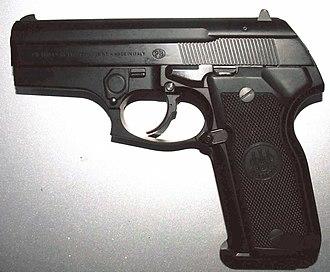 Beretta 8000 - Beretta 8000 D Pistol