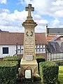 Bergicourt - Monument aux morts - IMG 20210314 114305.jpg
