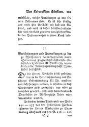 Berichtigungen und Anmerkungen zu der zu Weissenburg herausgegebenen neuen Sammlung geographisch-historisch-statistischer Schriften III Band 1784 insonderheit die Amtshauptmannschafft Wunsiedel betreffend, S. 281-293