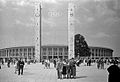 Olympic stadium in Berlin, 1936