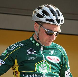 Bert De Waele Road racing cyclist