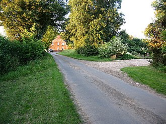 Bescaby - Image: Bescaby, near Waltham on the Wolds, Leicestershire geograph.org.uk 33157