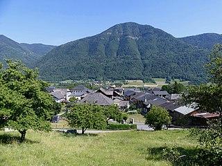 Betton-Bettonet Commune in Auvergne-Rhône-Alpes, France