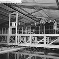 Bezoek aan het Nederlands Scheepsbouwkundig proefstation te Wageningen, rondgang door het - Nationaal Archief - 911-1113.jpg