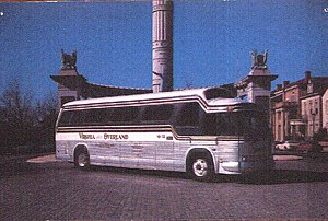 GM Buffalo bus - Image: Bfflo 2