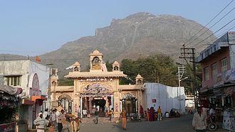 Girnar - Bhavnath Mahadev Temple at Bhavnath