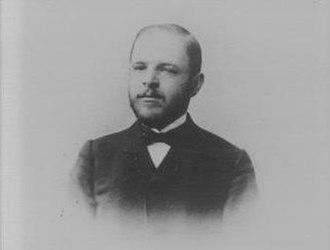 Hayim Nahman Bialik - A young Bialik