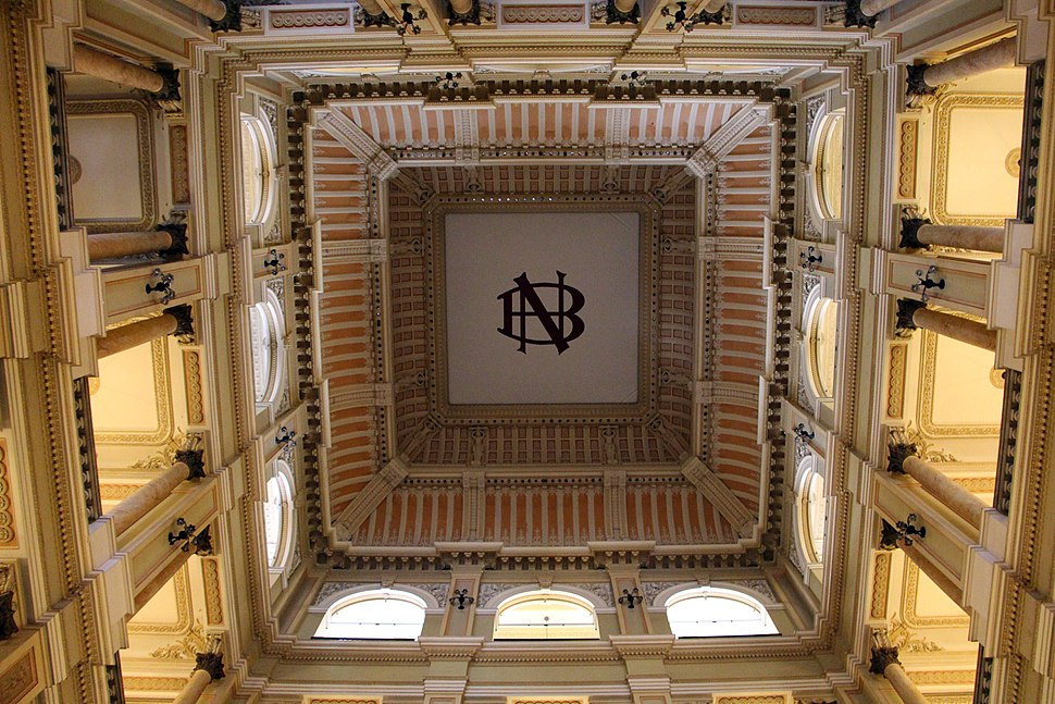 Biblioteca Nacional do Brasil, hall, 00