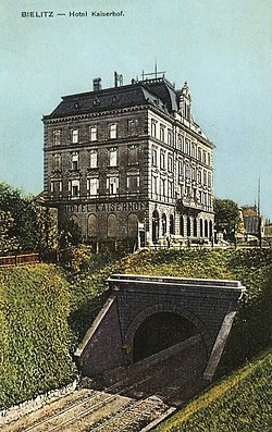 Bielsko-Biała Hotel President 004.jpg