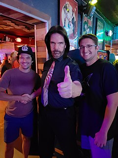 Billy Mitchell (video game player) American electronic sports player