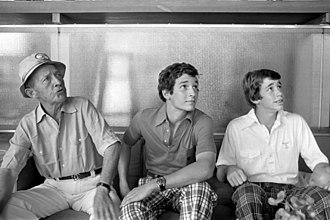 Harry Crosby (businessman) - Bing Crosby, Harry Crosby and Nathan Crosby (1975)