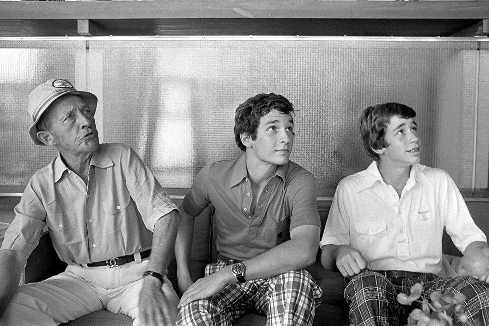 Bing, Harry and Nathan Crosby (1975) 02