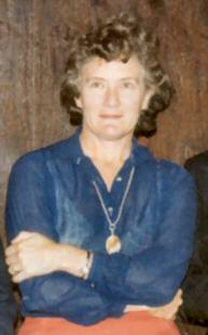 Ruth Bishop - Ruth Bishop  circa 1980