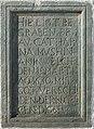 Bleiburg Pfarrkirche hll Peter und Paul Grabstein Catharina Mushinan 21092015 7718.jpg
