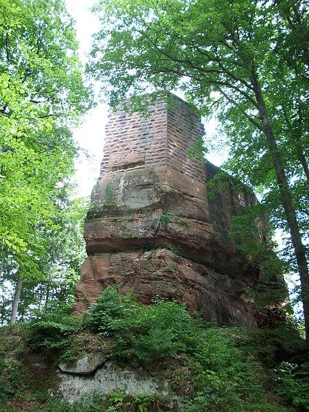 Burg Blumenstein bei Schönau