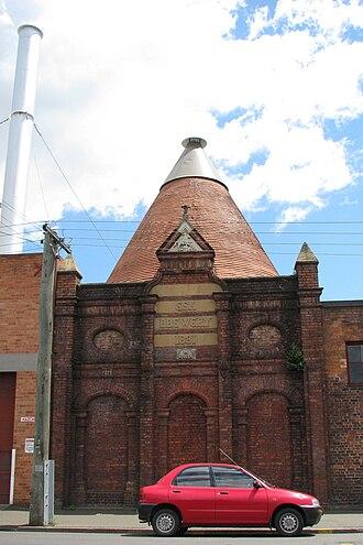 Boag's Brewery - Esk Brewery, established 1881