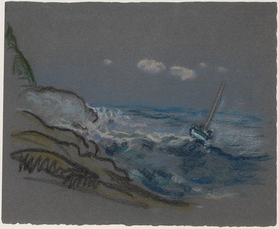 Boat in Distress MET DP158101