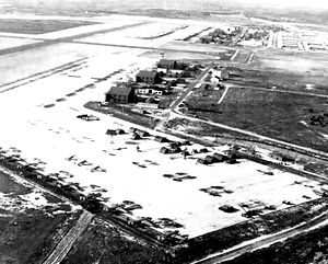 Boca Raton Army Air Field - Boca Raton Army Airfield - Flightline - 1944