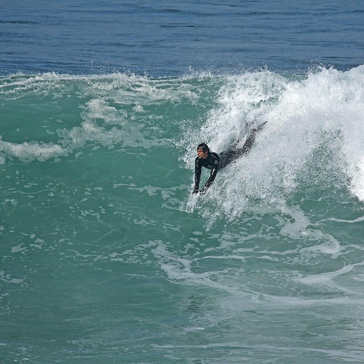 Bodysurfing Wikipedia