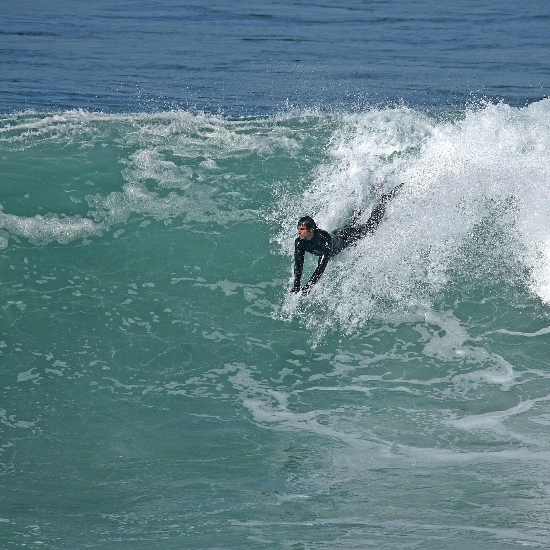 Best Surfing In Newport Beach
