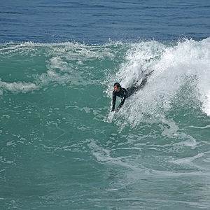 Bodysurfing - Bodysurfing in San Diego, California