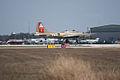 Boeing B-17G-85-DL Flying Fortress Nine-O-Nine Landing Approach 20 CFatKAM 09Feb2011 (14983569302).jpg